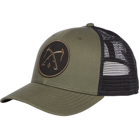 Black Diamond BD Trucker Hat tundra/black